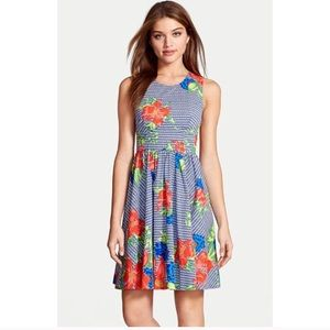 Plenty by Tracy Reese Alana Fit & Flare Dress